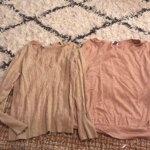 Long sleeve shirt/sweater